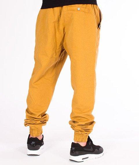 Stoprocent-SJJ Classic Spodnie Jogger Honey