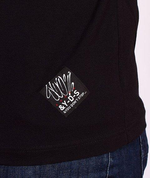 Stoprocent-Seta16 T-Shirt Black