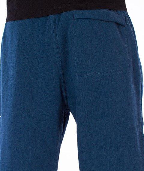 Stoprocent-Smalltag17 Spodnie Dresowe Granatowe