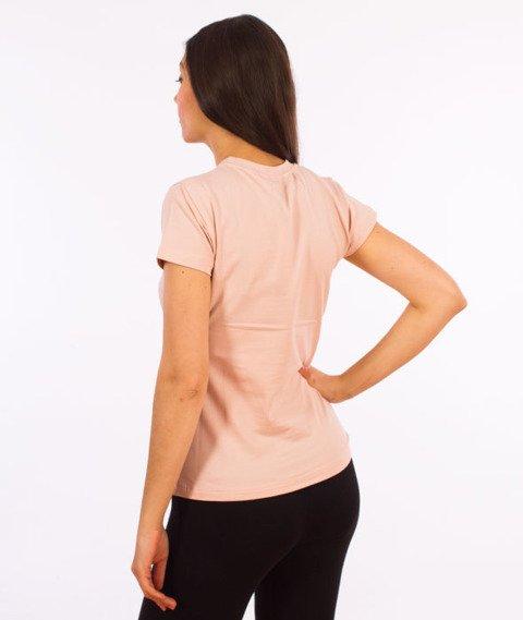 Stoprocent-TDS Tag17 T-Shirt Damski Pink