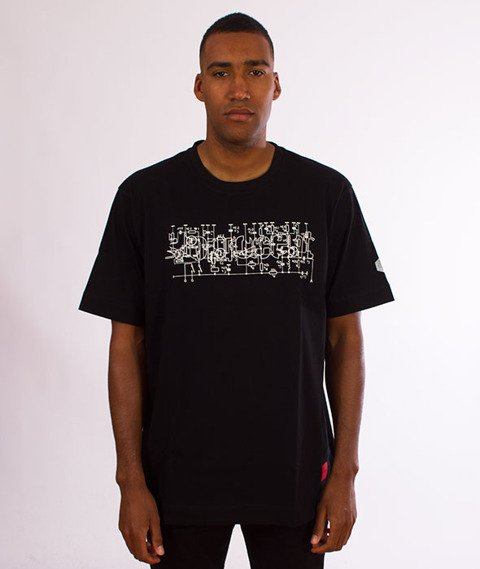 Stoprocent-TM Electro T-Shirt Black