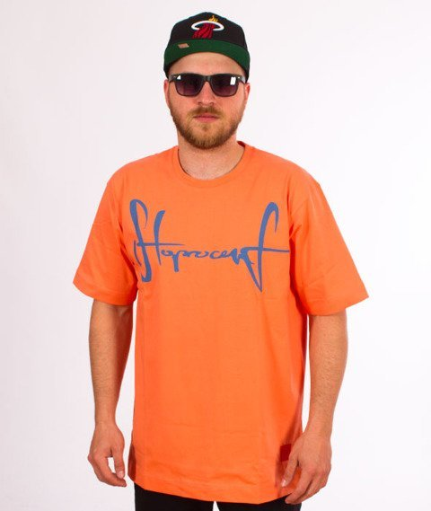 Stoprocent-TM Tag18 T-Shirt Coral