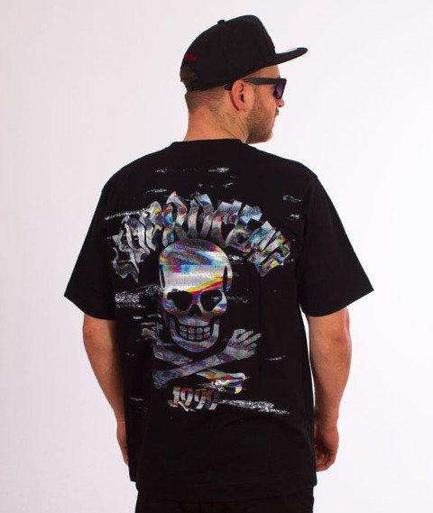 Stoprocent-TM VHS T-Shirt Black