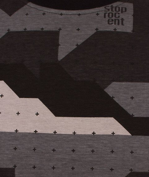 Stoprocent-TMS Camu T-Shirt Black