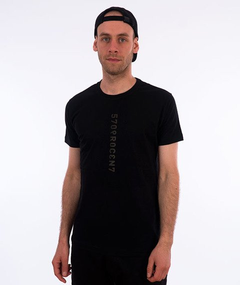 Stoprocent-TMS Jail Light T-Shirt Black