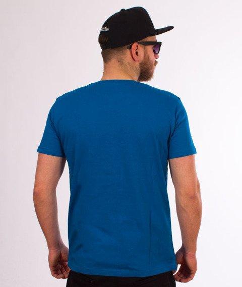 Stoprocent-TMS Slimtag T-Shirt Dark Blue