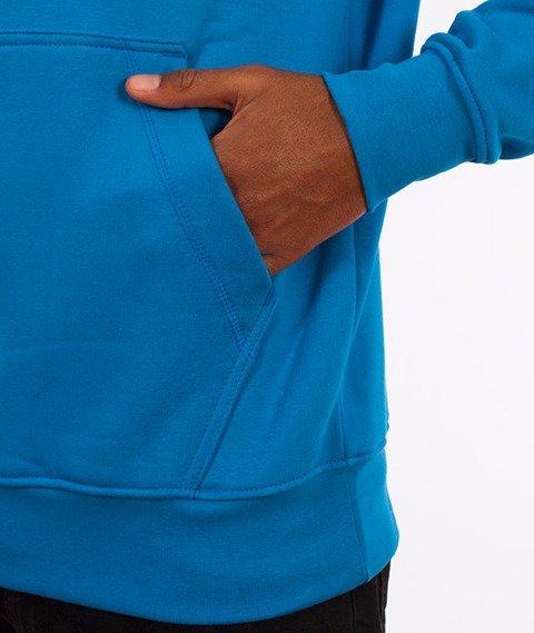 Stoprocent-Tag16 Bluza Z Kapturem Niebieska