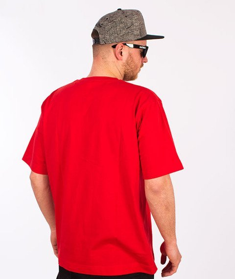 Stoprocent-Tag16 T-Shirt Red