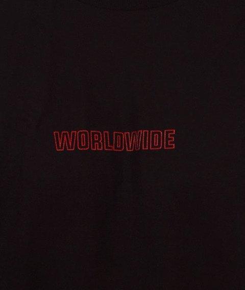 Stussy-Circle Tour T-Shirt Black