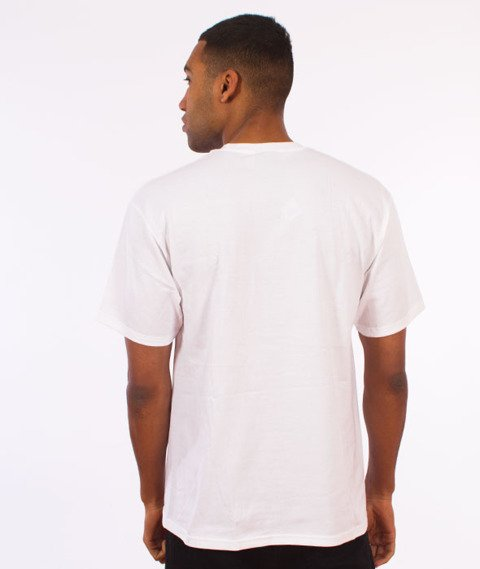 Stussy-Cracked T-Shirt White