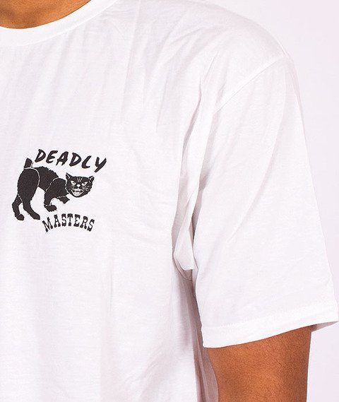 Stussy-Dead Masters Tee White