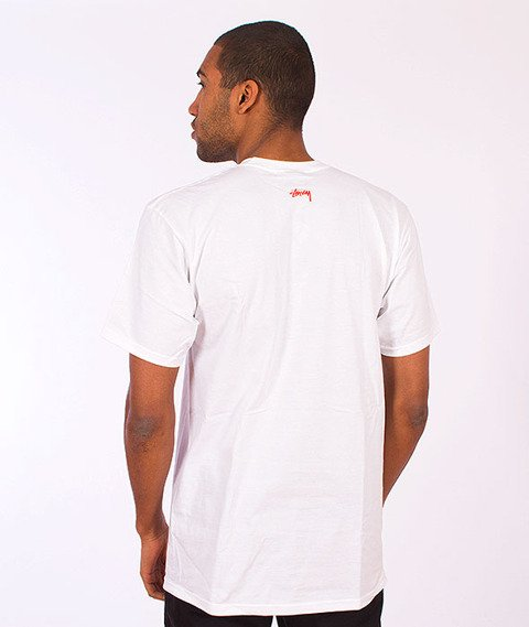 Stussy-High TideTee White