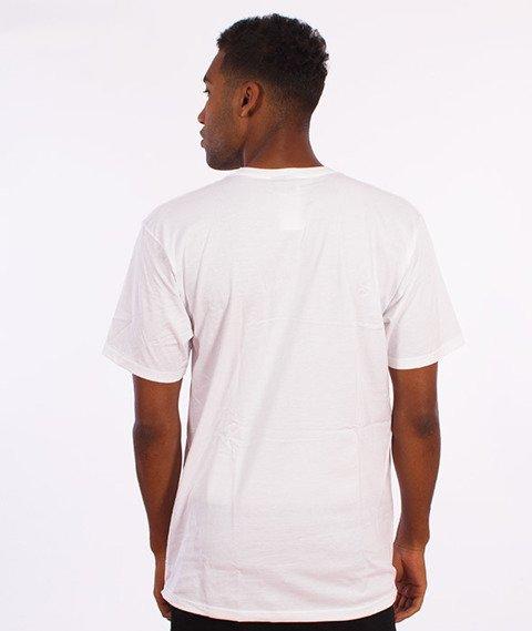 Stussy-Lady Rome T-Shirt Biały