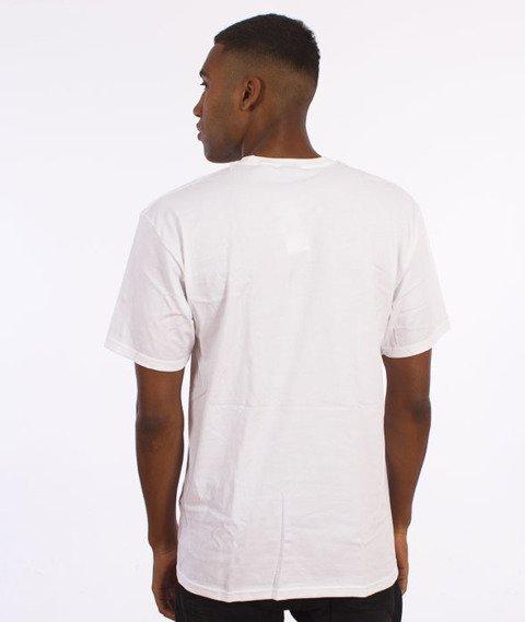 Stussy-Paradise T-Shirt Biały