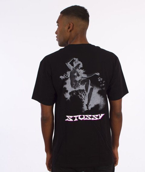 Stussy-Rococo T-Shirt Czarny
