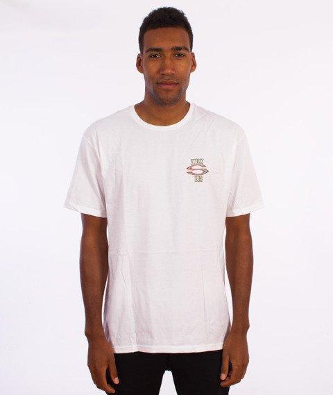 Stussy-S Tribe T-Shirt Biały