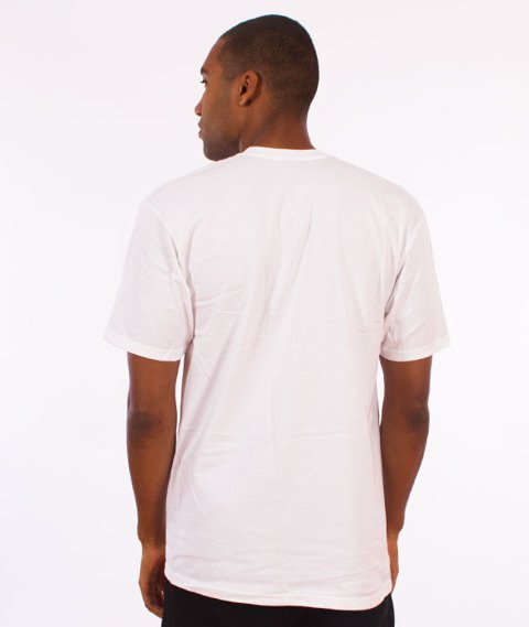 Stussy-Stipple T-Shirt White
