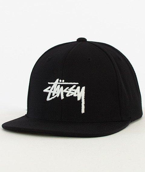 Stussy-Stock Fa16 Snapback Czarny