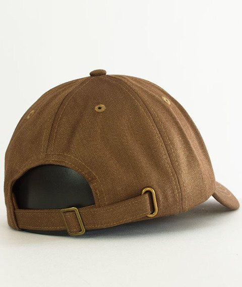 Stussy-Suiting Low Pro Cap Czapka Khaki