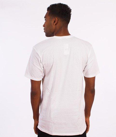 Stussy-World Touring T-Shirt Biały