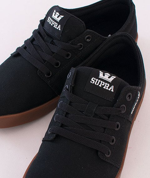 Supra-Stacks II Black/Gum [S45073]