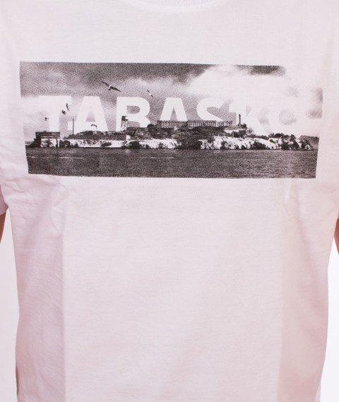 Tabasko-Alcatraz T-Shirt Biały