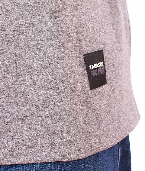 Tabasko-BZS T-Shirt Szary