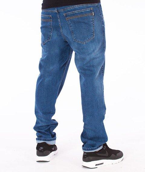 Tabasko-Classic Spodnie Jeansowe Light Blue