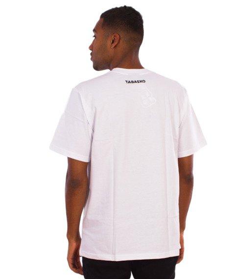 Tabasko-Deck T-Shirt Biały