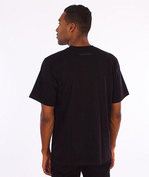 Tabasko-Deck T-Shirt Czarny/Szary