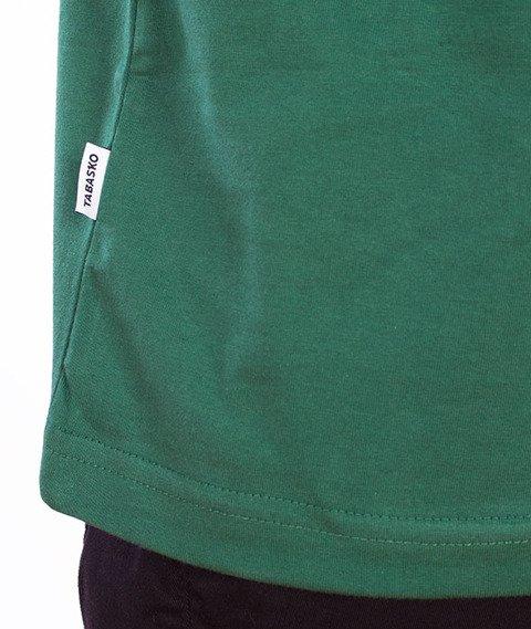 Tabasko-Hearts T-Shirt Zielony