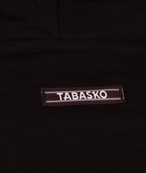 Tabasko-KO Bluza Kaptur Czarna