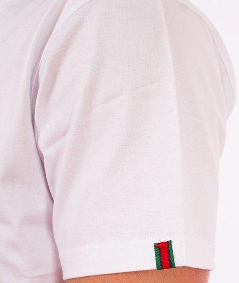 Tabasko-Mini Logo T-Shirt Biały