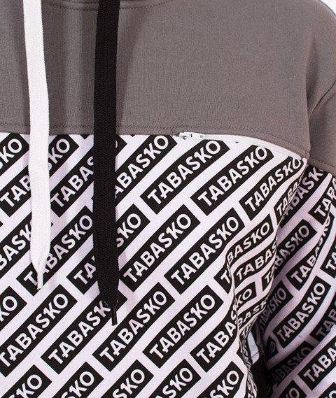 Tabasko-Panel Bluza Kaptur Czarna