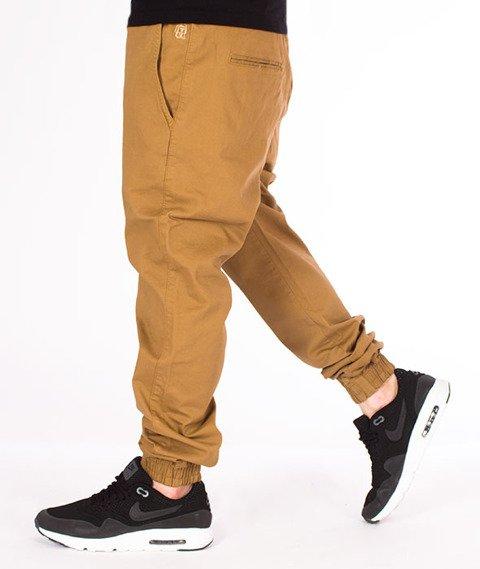 Tabasko-Spodnie Jogger Beżowe