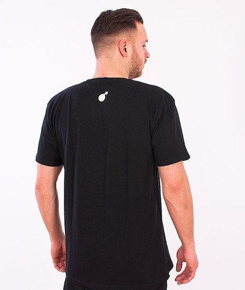 The Hundreds-Riot T-Shirt Black
