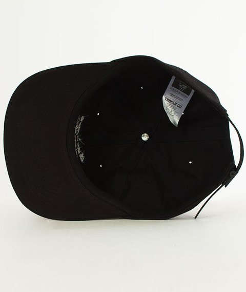 Turbokolor-6 Panel Cap Czapka Black