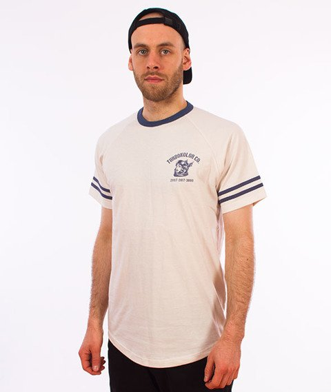 Turbokolor-Astro T-Shirt Ecru