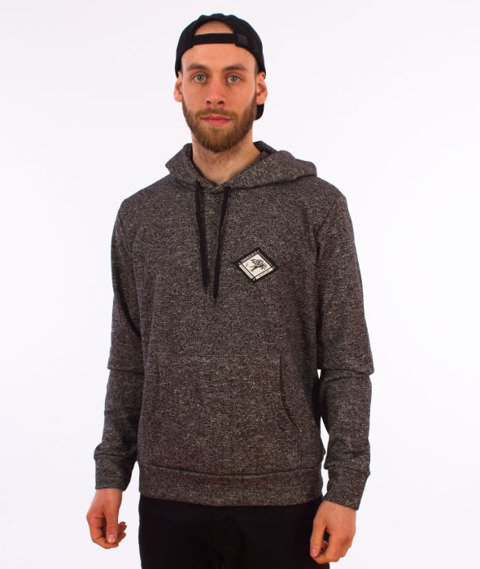Turbokolor-Boxer Patch Hoody Grey