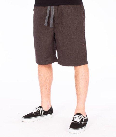 Turbokolor-Deck Crew Shorts Spodnie Brown