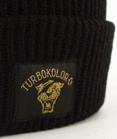 Turbokolor-Fisherman Beanie Black