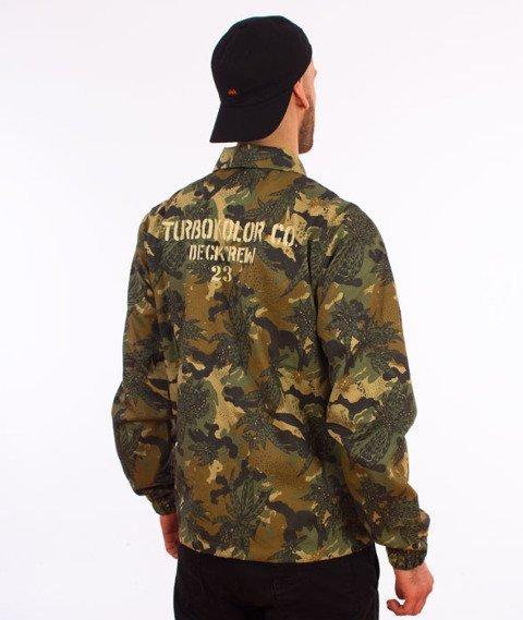 Turbokolor-Herald Jacket Wood Camo