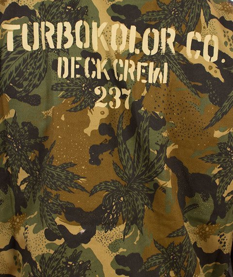 Turbokolor-Herald Jacket Wood Camo