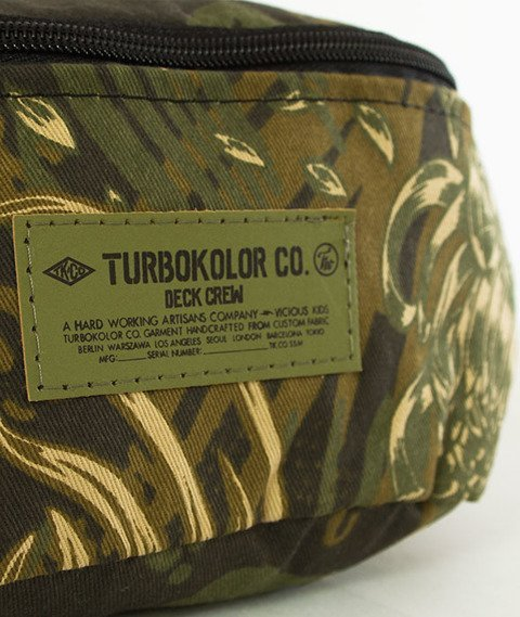 Turbokolor-Hip bag Camo