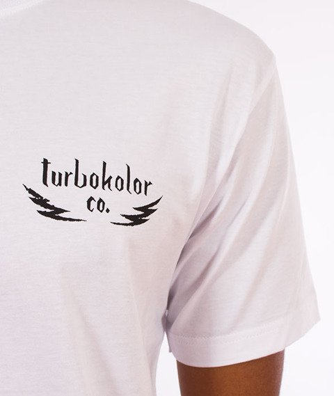 Turbokolor-Locals T-Shirt White