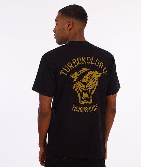 Turbokolor-OG Tigger T-Shirt Czarny