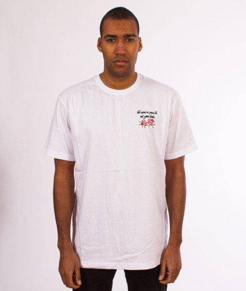 Turbokolor-Peace T-Shirt White