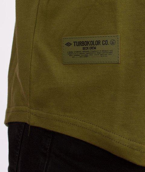 Turbokolor-Saigon T-Shirt Khaki
