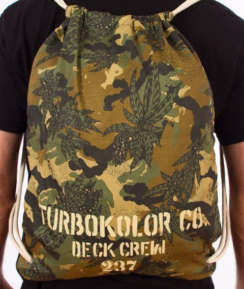 Turbokolor-Shoe Bag Camo