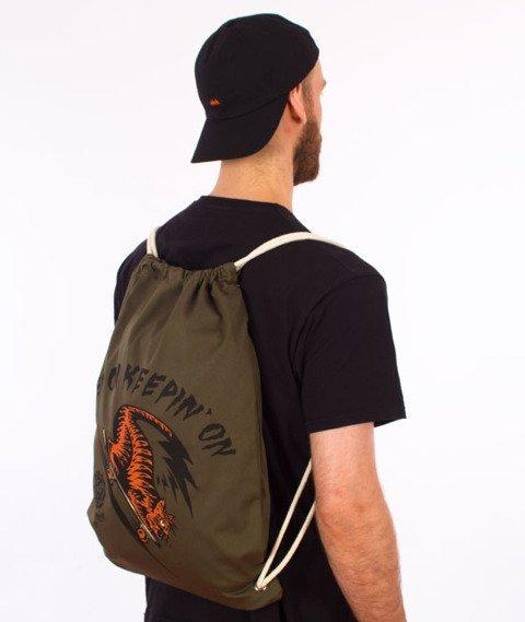 Turbokolor-Shoe Bag Keep On Khaki